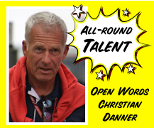 Open WordsChristianDanner All-round Talent