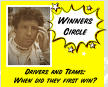 WinnersCircle Drivers and Teams:When did they first win?